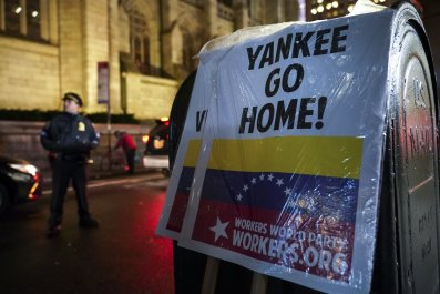 Venezuela U.S. intervention