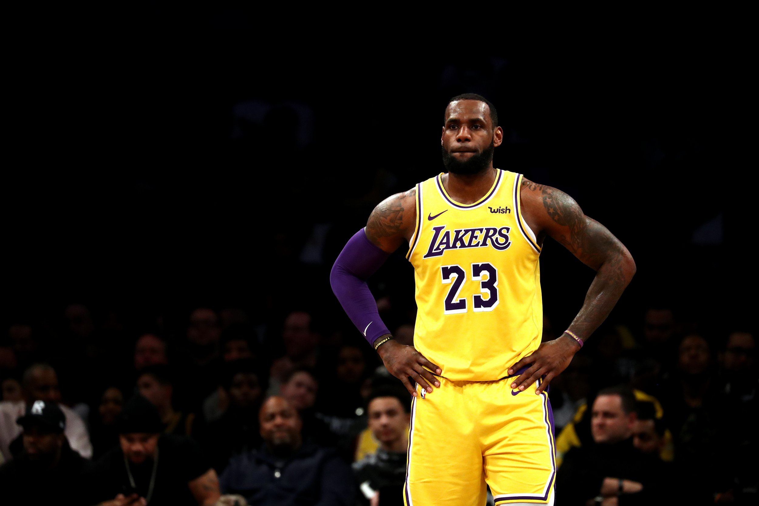 Lebron Lakers >> Lebron James Injury Update Lakers Star Could Be Back Within