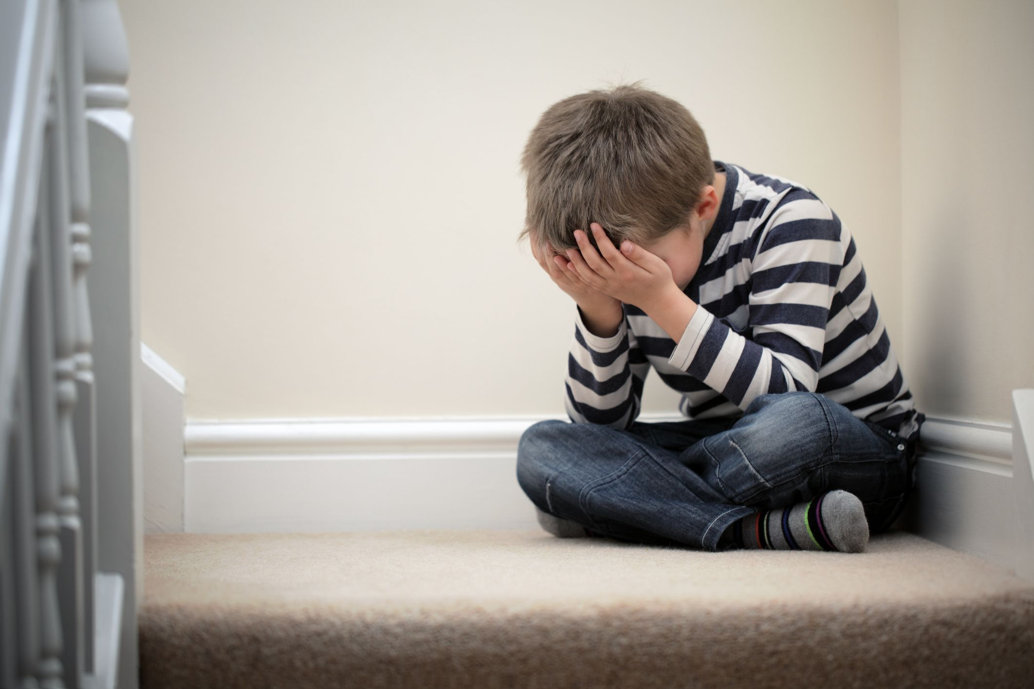 child abuse stock getty