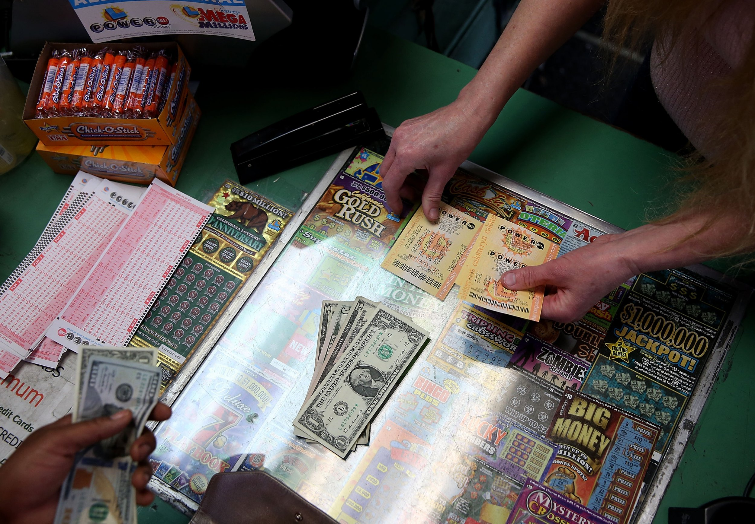 Powerball Results Watch The Lottery Numbers Drawing Live Stream
