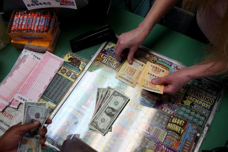 buying powerball tickets $$