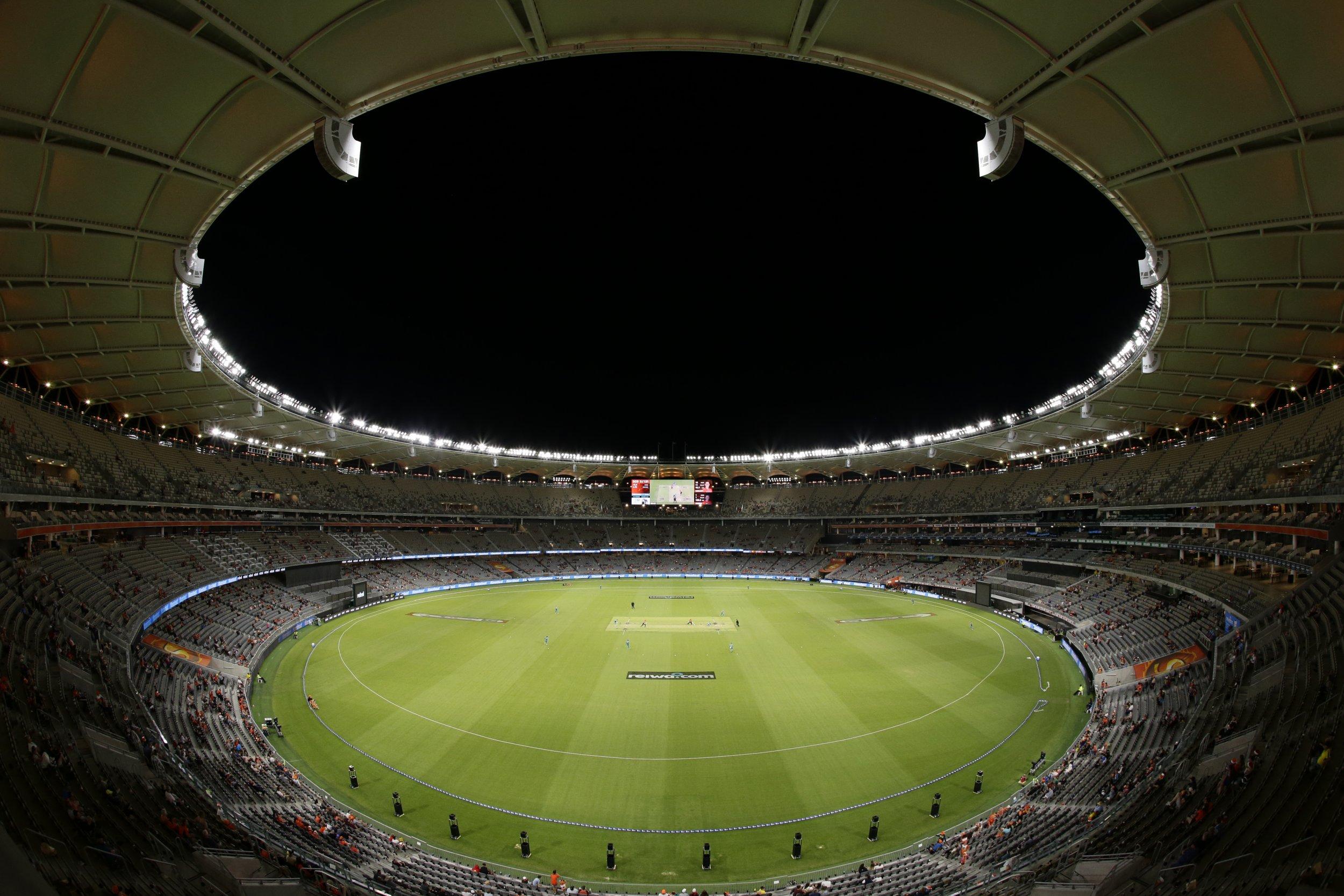 it's ok to be white perth stadium australia
