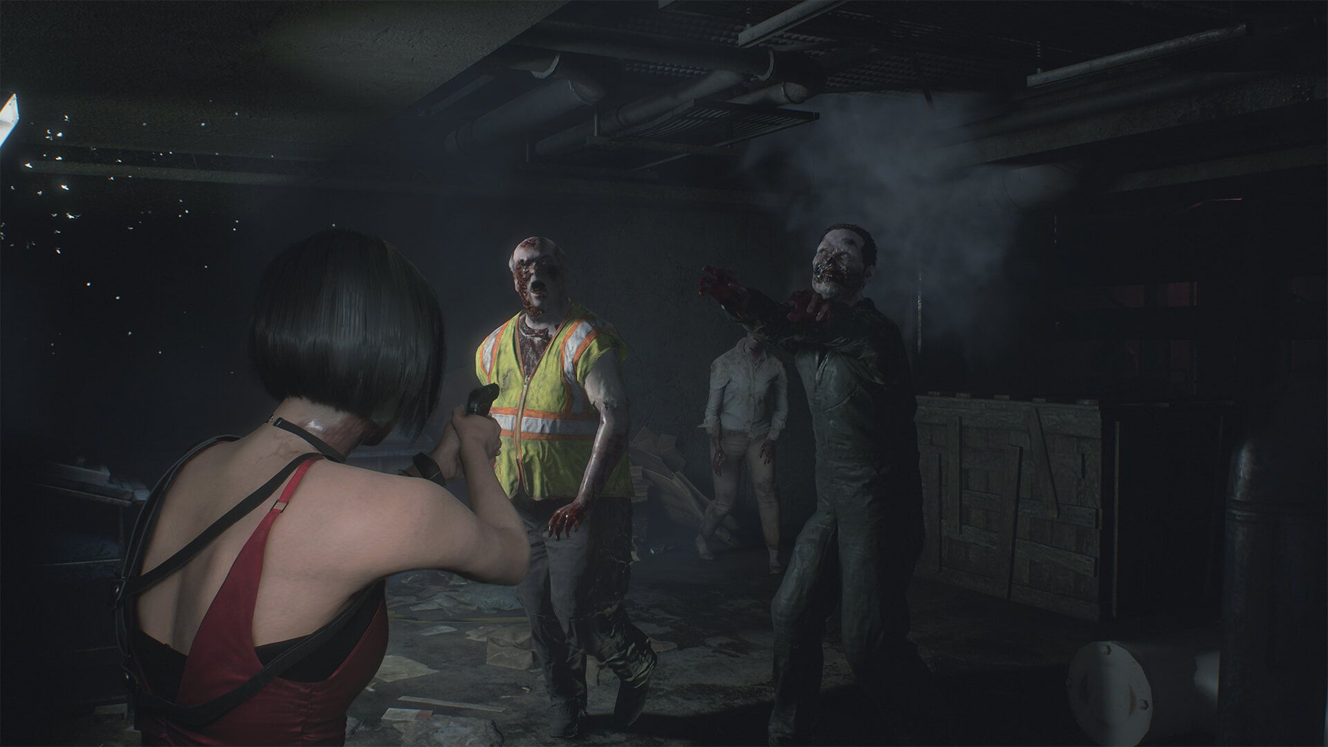 How Resident Evil 2 S Wet Gore Became Fantastically Disgusting