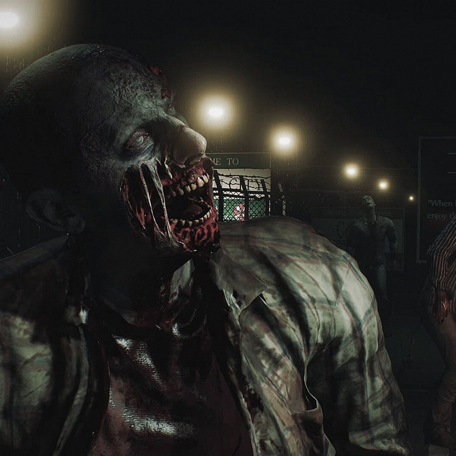 Resident Evil 8 Rumors Include Zombies And Werewolves