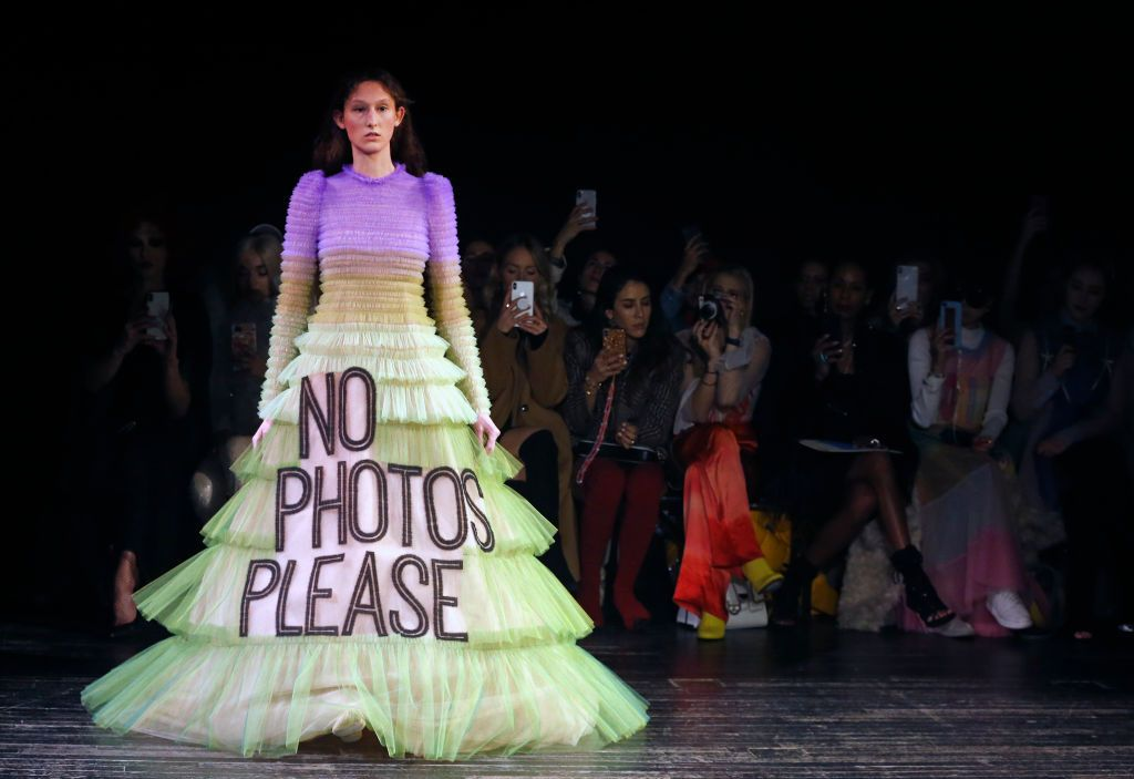 Image result for viktor and rolf paris fashion week