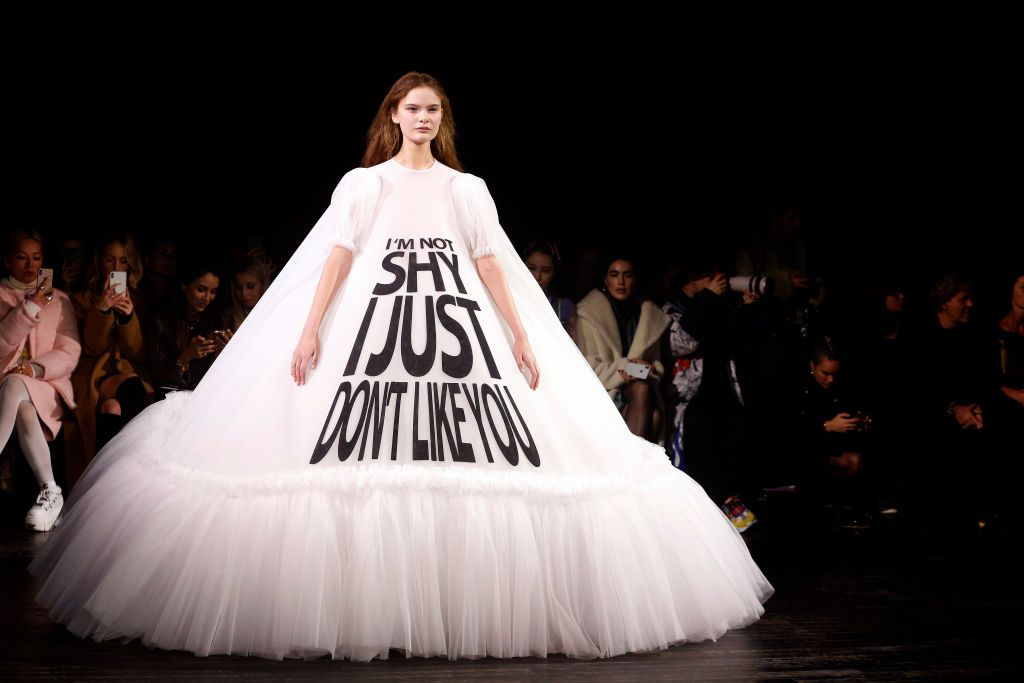 2019 Paris Fashion Week - Viktor & Rolf