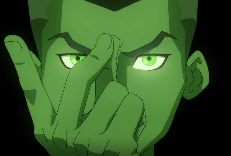 beast boy young justice outsiders snap