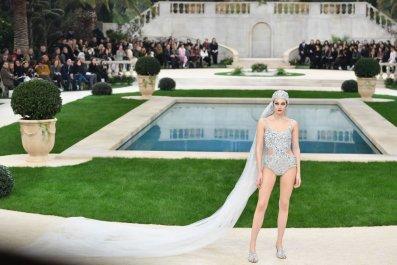 2019 Paris Fashion Week - Chanel