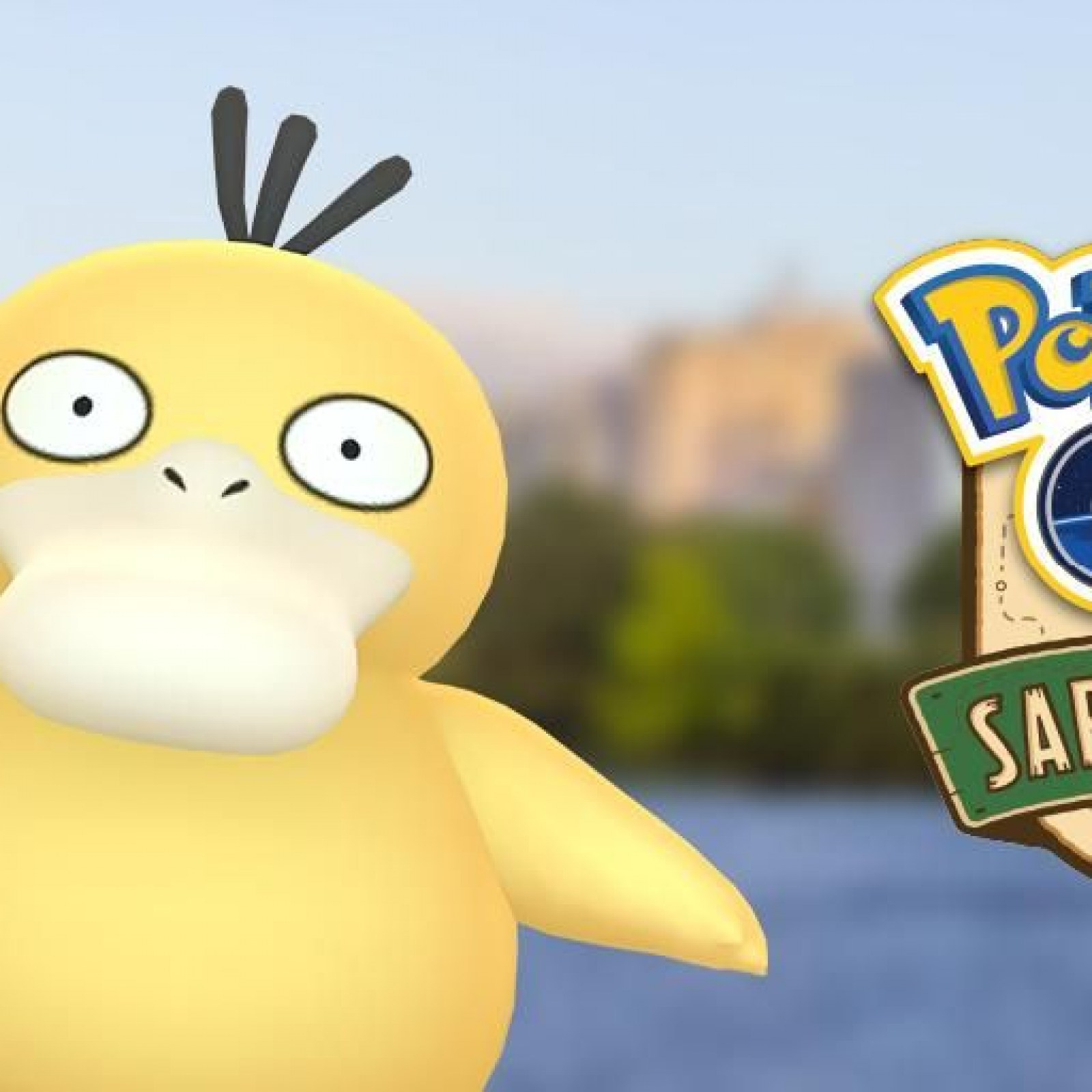 Pokémon Go' Shiny Psyduck: When Can You Look for the Blue Duck