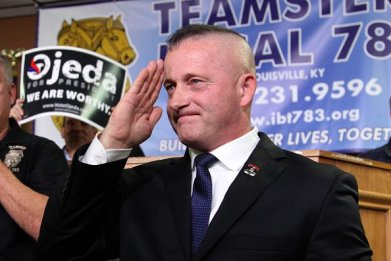 richard ojeda presidential campaign ended