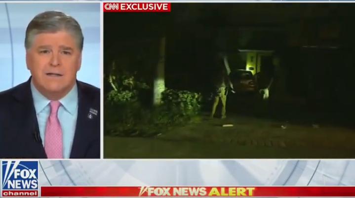 Fox News Hosts Create CNN, Mueller Conspiracy Theory