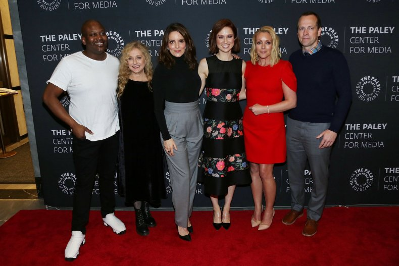 kimmy schmidt cast and creators