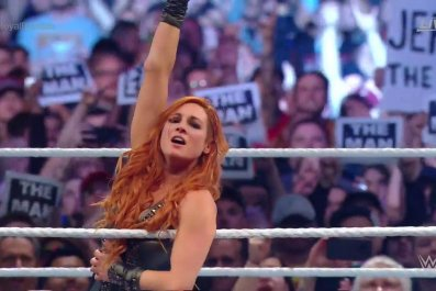 becky lynch wins royal rumble