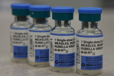 measles vaccine mmr getty images
