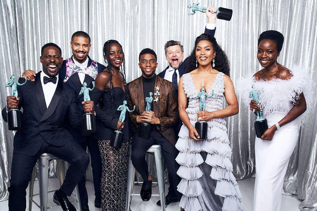 23rd Annual Screen Actors Guild Award Full Carpet and ... |Motion Actors Guild