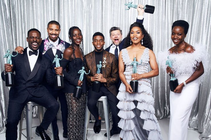 01 SAG Awards Black Panther