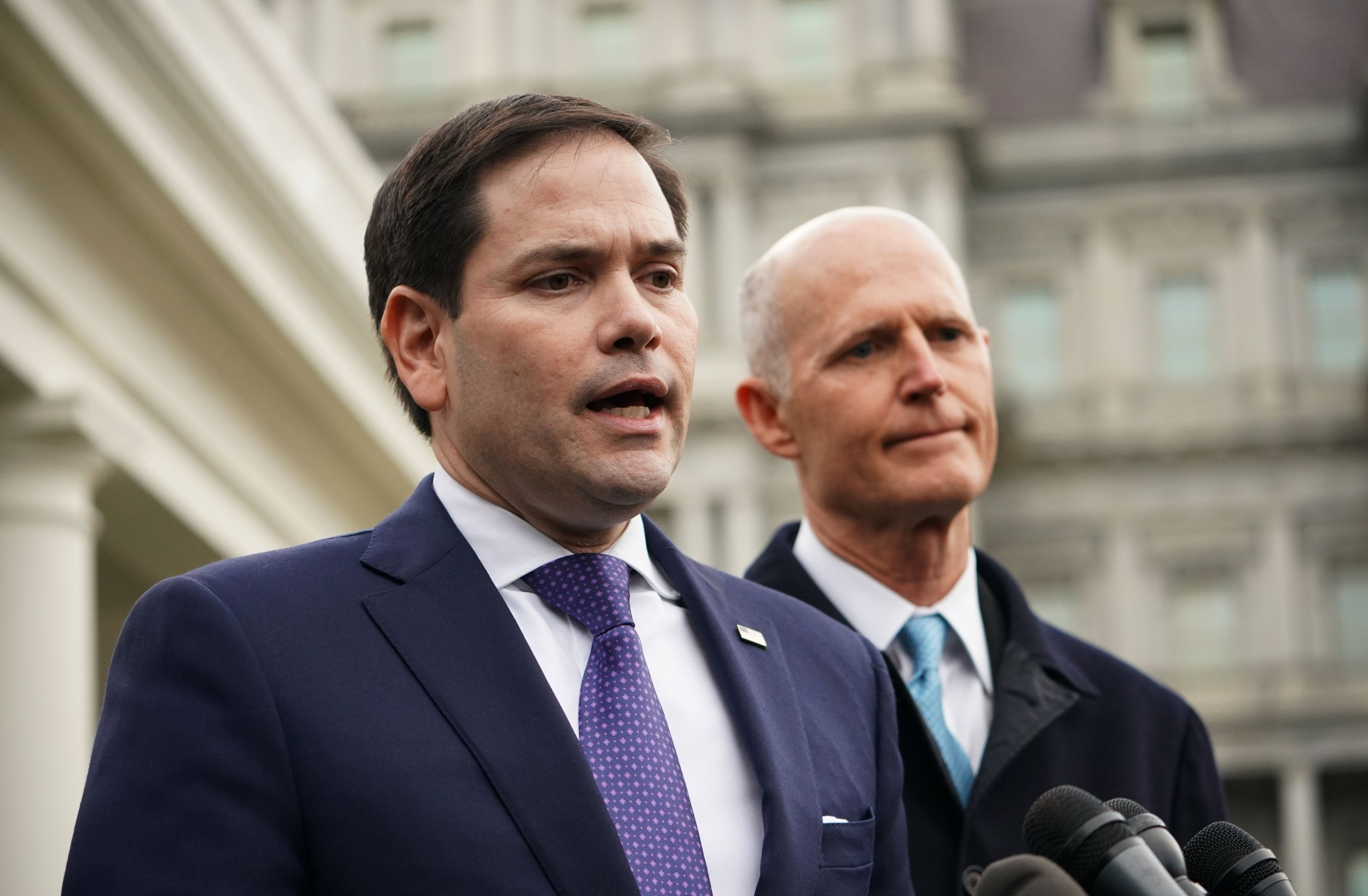 """Rubio will fight Trump if he declares national emergency on border wall: """"I think it'll be a terrible idea"""""""