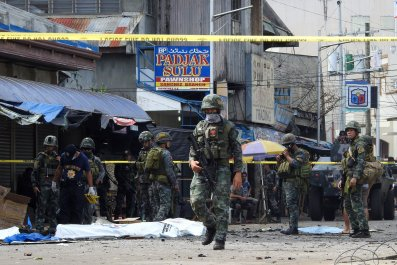 Jolo Sulu ISIS bomb attack church Philippines
