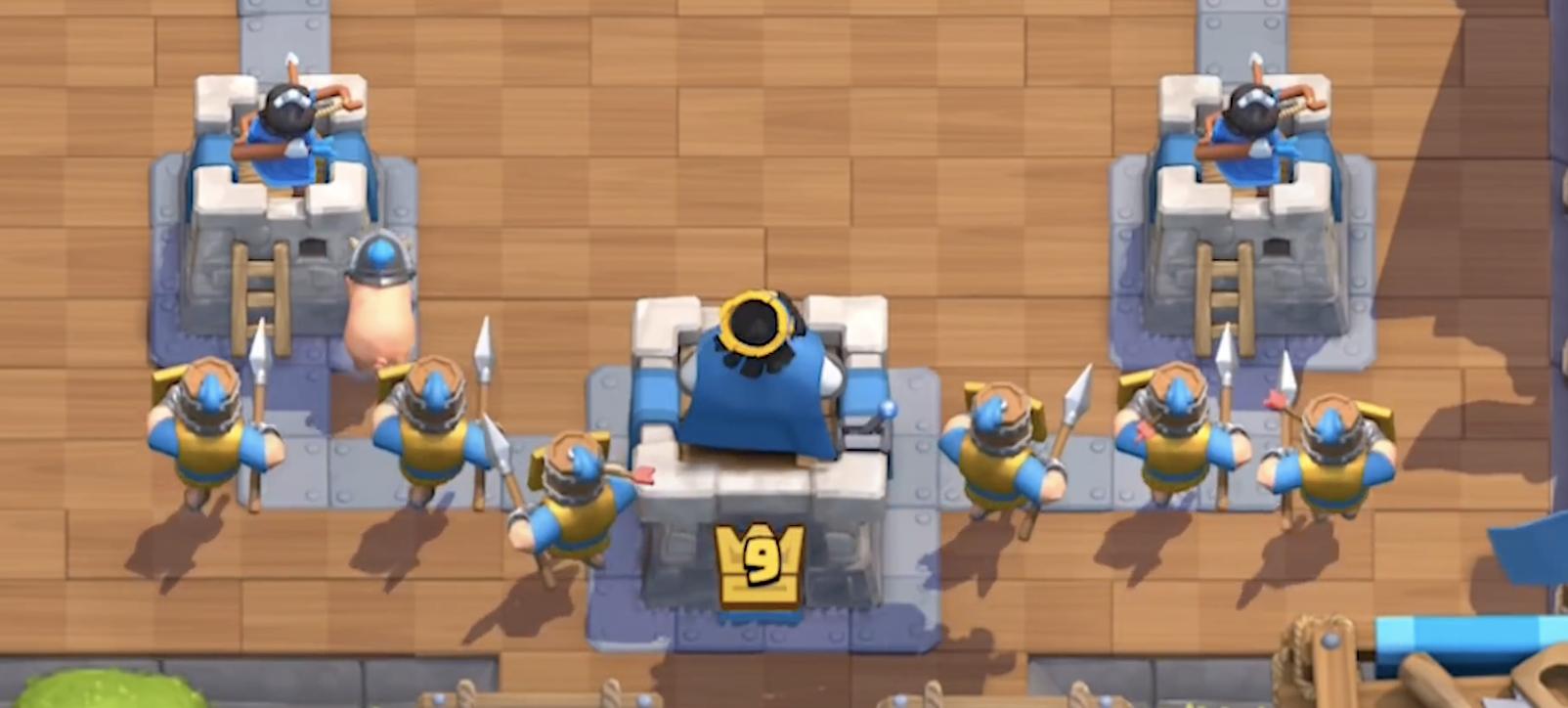 clash royale tournament mode