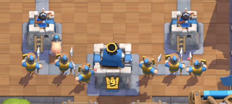 new clash royale update new game mode year of the hogs royale hogs release date January 2019