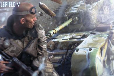 Battlefield 5 tank update 108