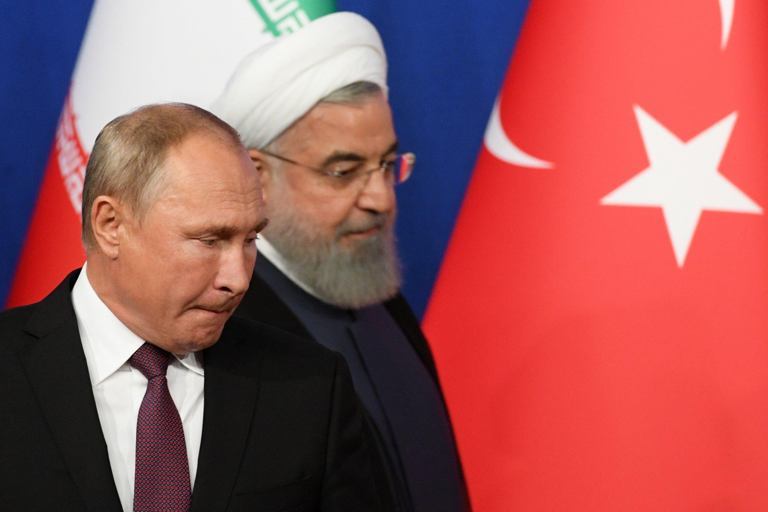 russia, iran, warn, us, venezuela, crisis