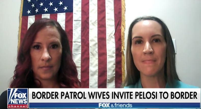 border patrol wives