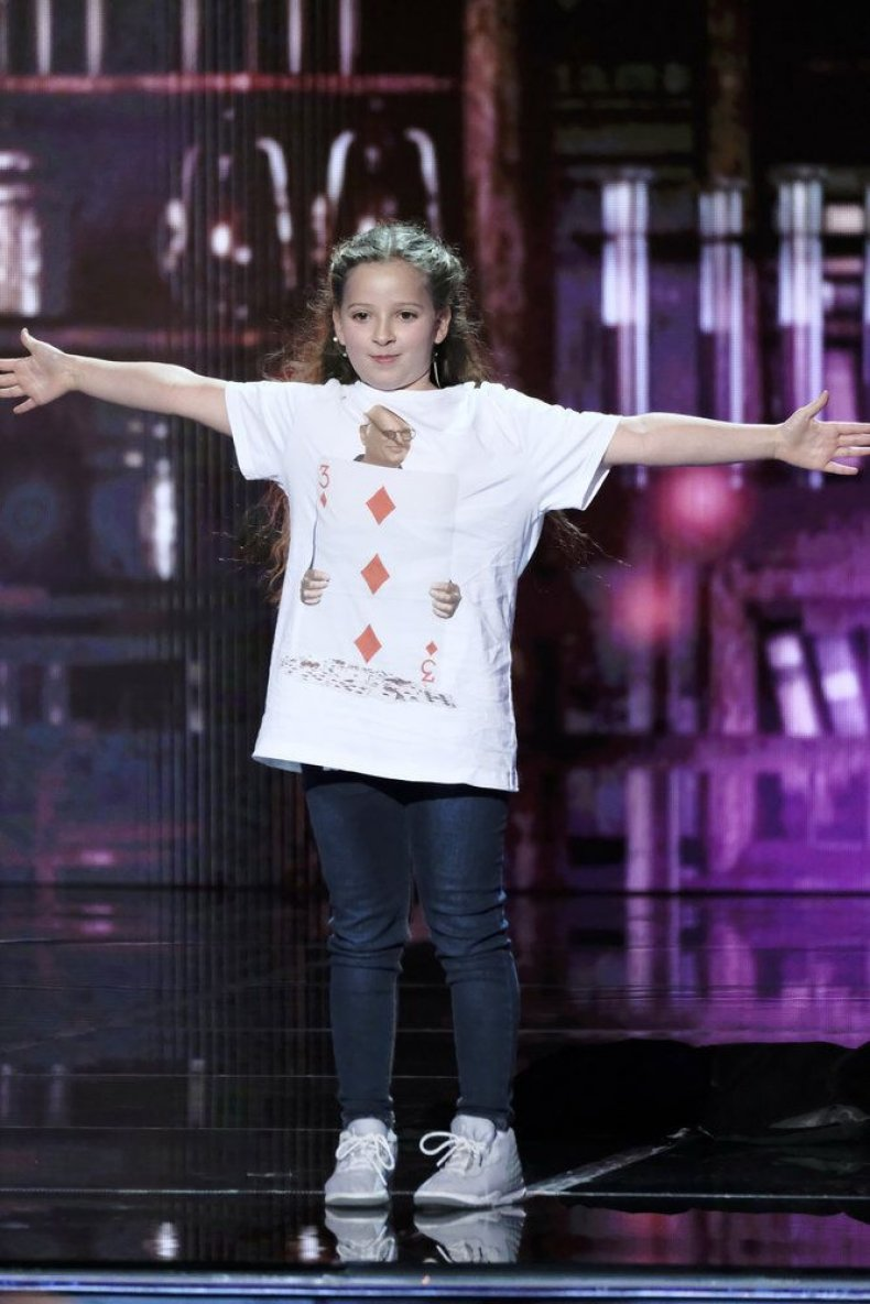 AGT: The Champions results episode 4 spoilers and recap contestant Issy Simmons magician Britain eliminated who went through tonight last night