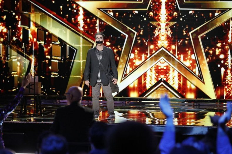 AGT: The Champions episode 4 recap results and spoilers contestant tape face tied drew Lynch eliminated who went through tonight last night finals