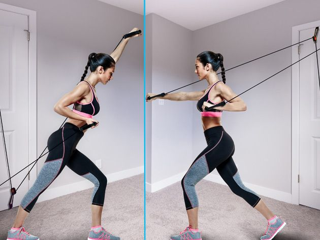 Fitness Apps and Tools - Resistance Door Gym