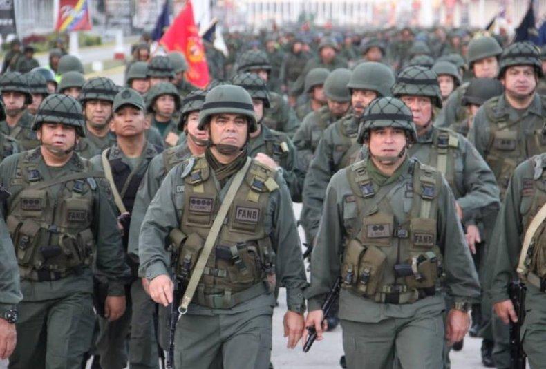 VenezuelaDefenseMarch