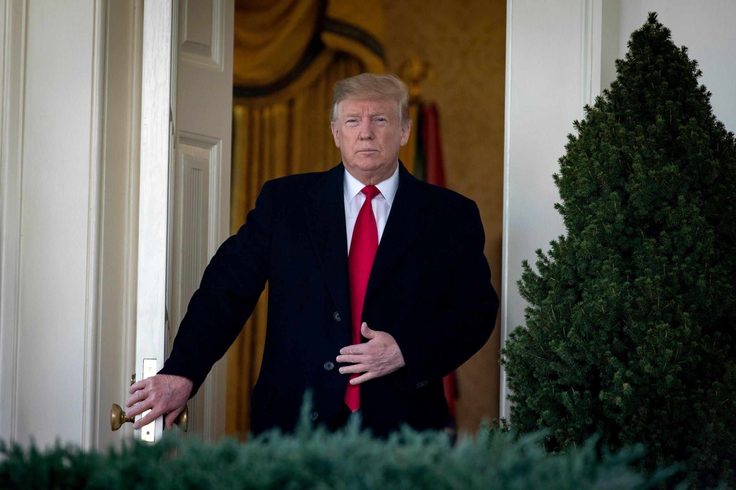 Donald Trump White House Corruption