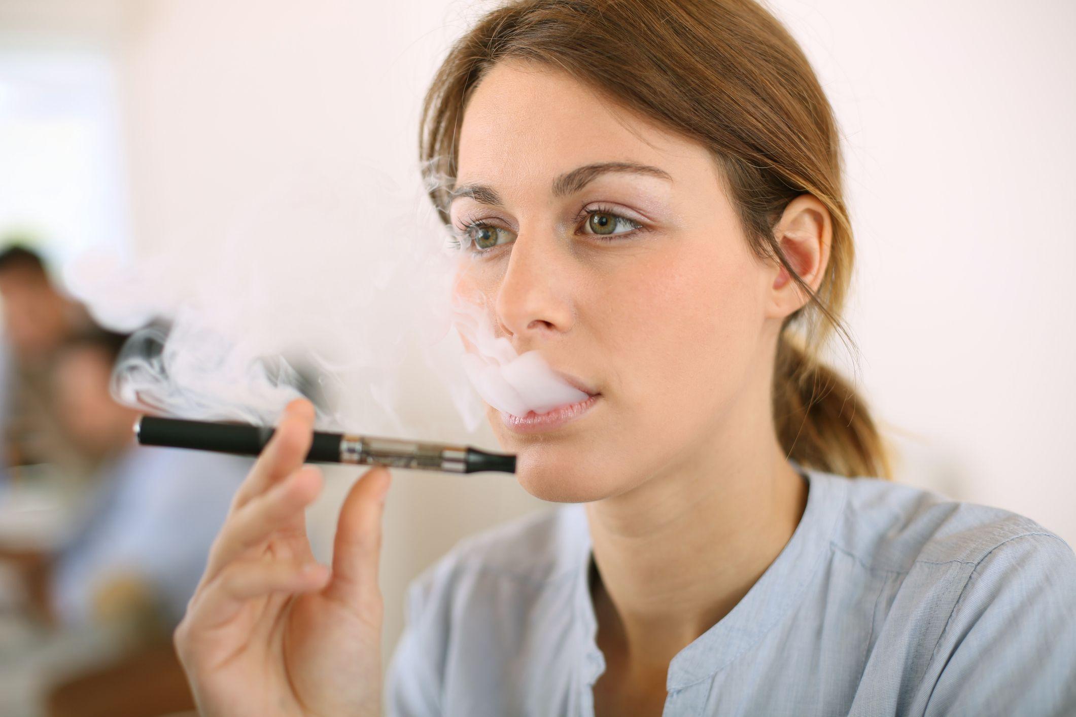 e-cigarette vape vaping stock