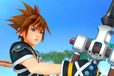 Kingdom Hearts 3 Keyblade guide