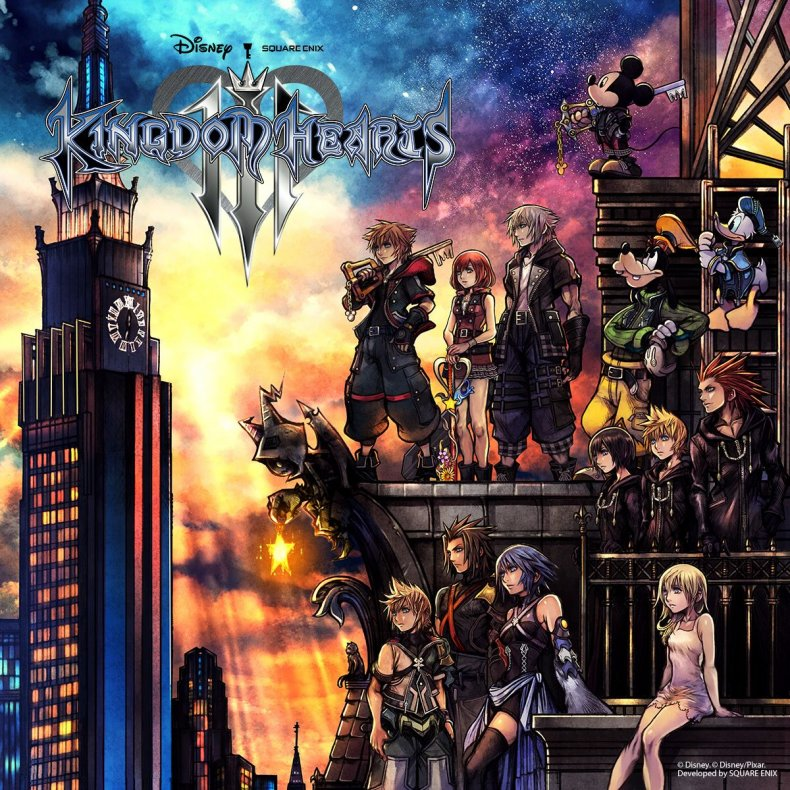 kingdom hearts 3 beginning choices starting choose which is best vitality wisdom balance kh3 guide tips tricks