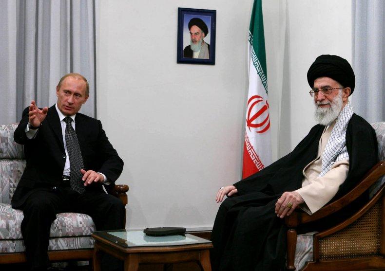 ali khamenei vladimir putin