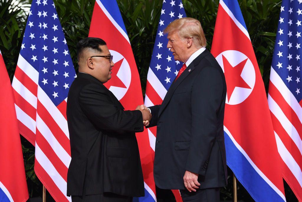 US, intelligence, Trump, North, Korea, kim