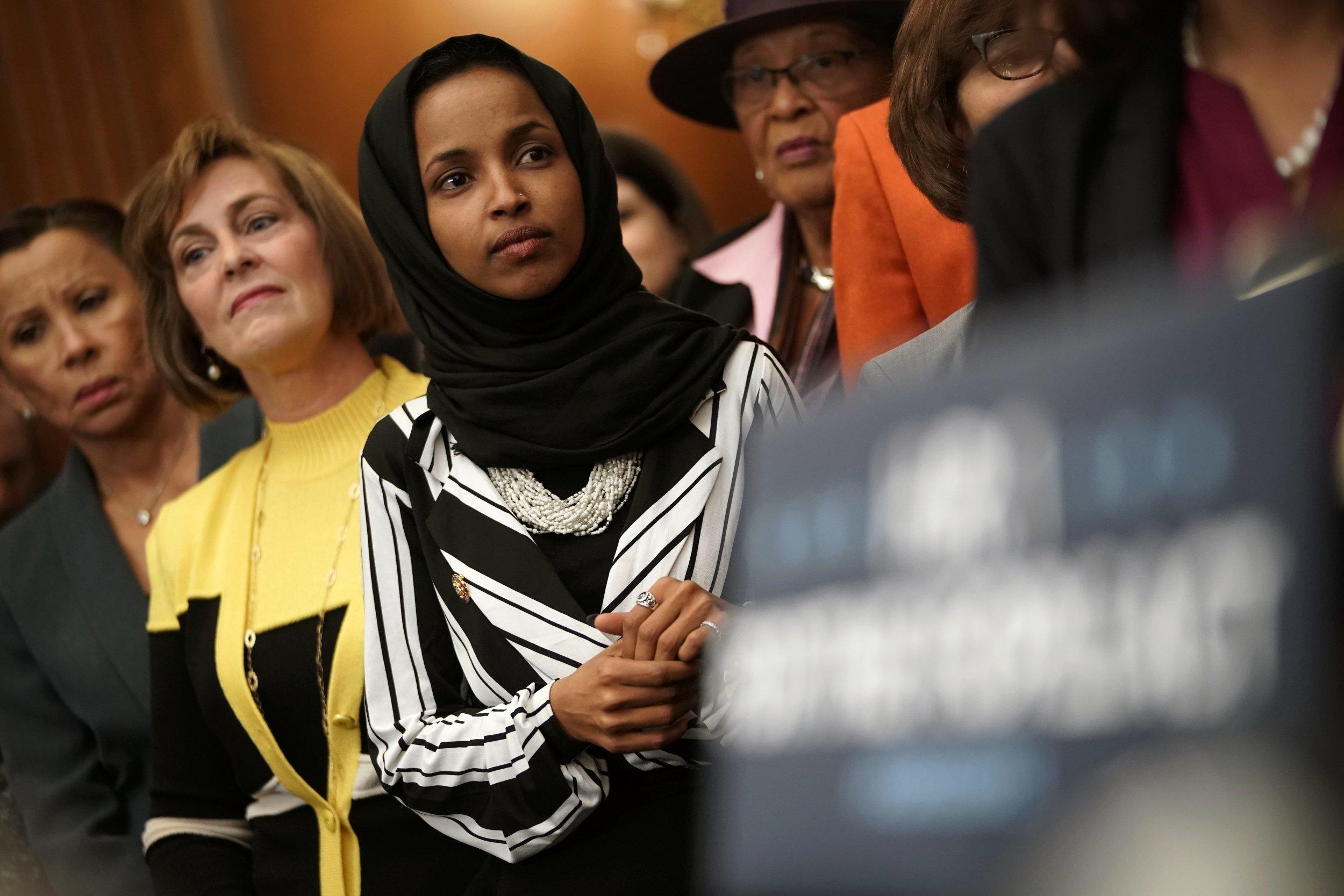 democrats, muslim, freshmen, anti-semitism, republicans, israel