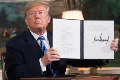 Iran, nuclear, deal, working, Trump, withdrawal