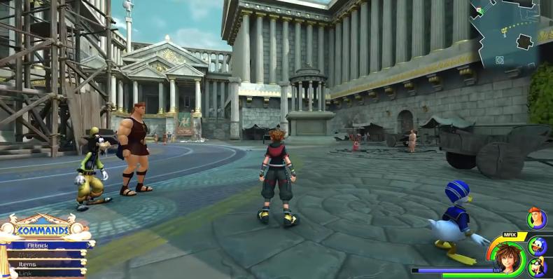 Kingdom Hearts 3 Lucky Emblem location 3
