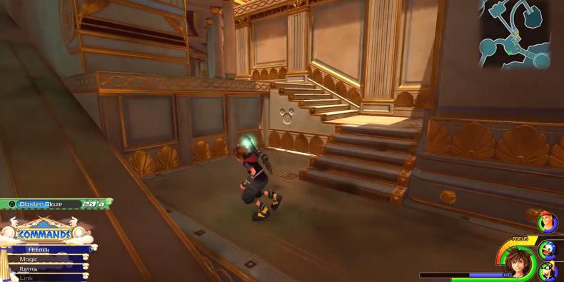Kingdom Hearts 3 Lucky Emblem location 9