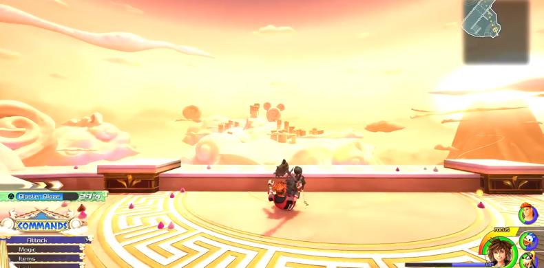 Kingdom Hearts 3 Lucky Emblem location 12