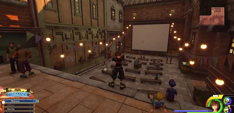 Kingdom Hearts 3 Lucky Emblem location 16-4