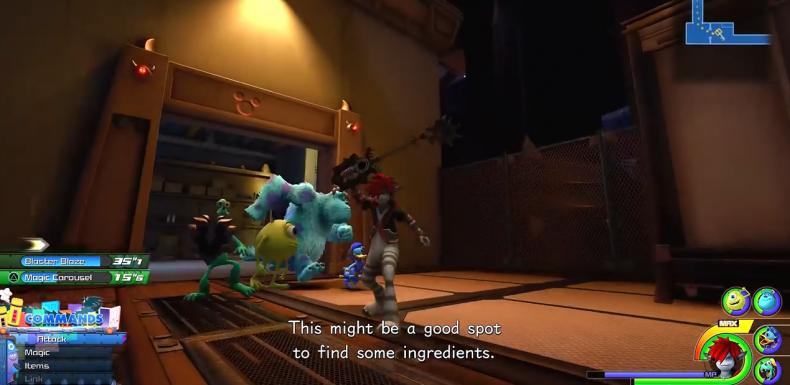 Kingdom Hearts 3 Lucky Emblem location 51-9