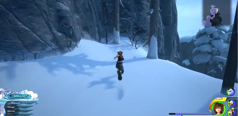 Kingdom Hearts 3 Lucky Emblem location 54-1