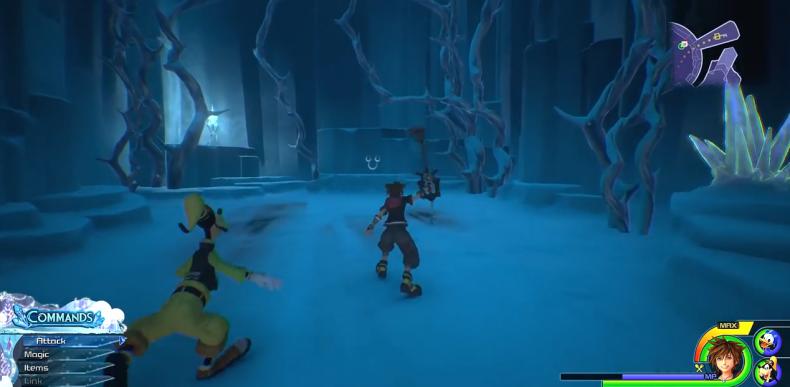 Kingdom Hearts 3 Lucky Emblem location 56-3