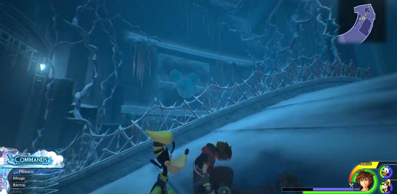 Kingdom Hearts 3 Lucky Emblem location 57-4