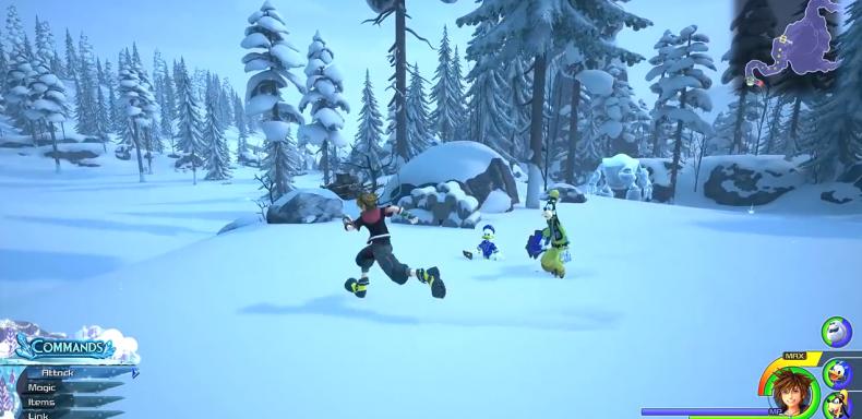 Kingdom Hearts 3 Lucky Emblem location 62-10