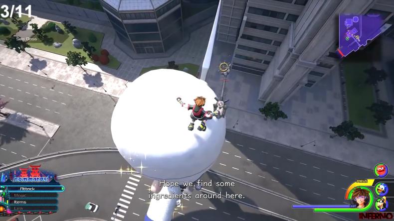 Kingdom Hearts 3 Lucky Emblem location 65-3