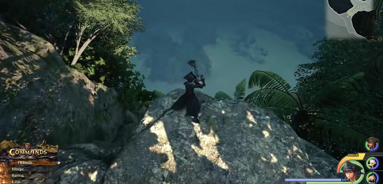 Kingdom Hearts 3 Lucky Emblem location 80-7